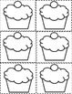 ESL Birthday Graph Bulletin Board Cupcake Printables and W