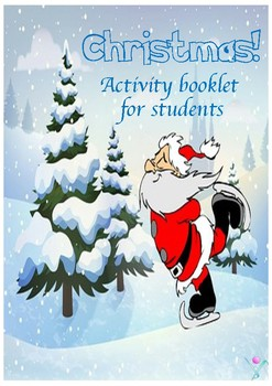 ESL Christmas booklet for beginners