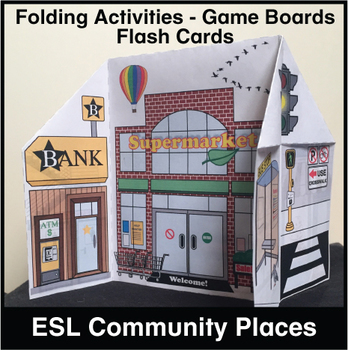ESL Community Places
