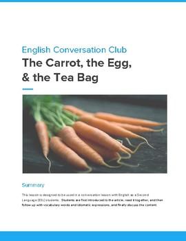 ESL Conversation Lesson (2)