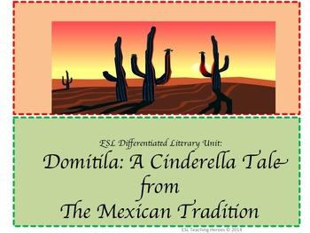 ESL Differentiated Literary Unit: Domitila: The Mexican Ci