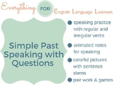 ESL Elementary: Simple Past Questions
