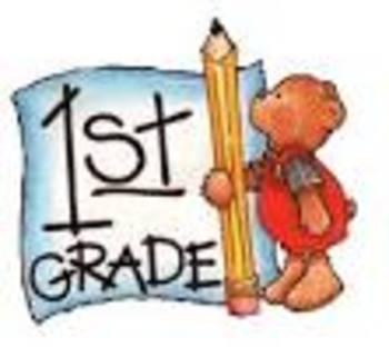 ESL First Grade Math Review