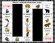 ESL Forest Animal Vocabulary Board Game