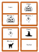 ESL Halloween  I have/Who has…. Card Game- ESL Halloween V