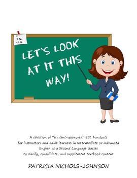 ESL Handouts for Adult Learners--PDF version