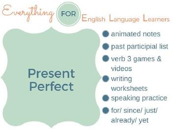 ESL Intermediate: Present Perfect