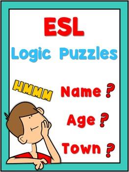 ESL Logic Puzzles