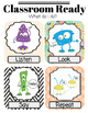 ESL On the Daily: Visual Flashcards for School Supplies an