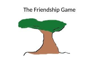 ESL Simple Present - Friendship Game PowerPoint