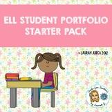ESL Student Portfolio Starter