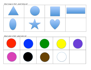 ESL and Young Learners Progress Monitoring - Letters, Pron