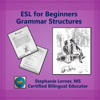 ESL for Beginners: Grammar Structures