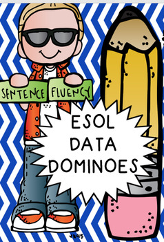 ESOL DATA DOMINOES - FORM FILLING