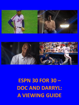 ESPN 30 for 30 – Doc and Darryl: A Viewing Guide