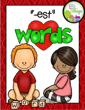 -est word family