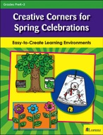 Creative Corners for Spring Celebrations