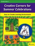 Creative Corners for Summer Celebrations