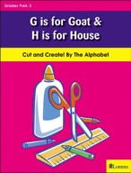 G is for Goat & H is for House
