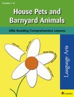 House Pets and Barnyard Animals