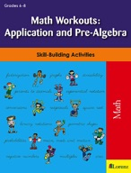 Math Workouts: Application and Pre-Algebra