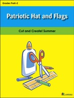 Patriotic Hat and Flags