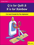 Q is for Quilt & R is for Rainbow
