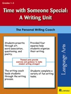 Time with Someone Special: A Writing Unit