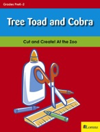 Tree Toad and Cobra