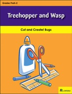 Treehopper and Wasp