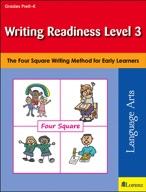 Writing Readiness Level 3