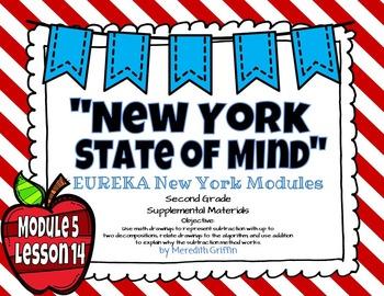 EUREKA MATH 2nd Grade Module 5 Lesson 14  PowerPoint Slideshow