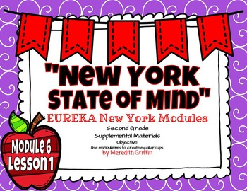 EUREKA MATH 2nd Grade Module 6 Lesson 1 Slideshow Suppleme