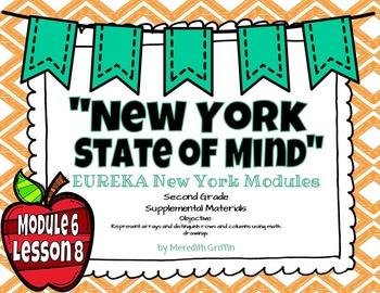 EUREKA MATH 2nd Grade Module 6 Lesson 8 Slideshow Suppleme
