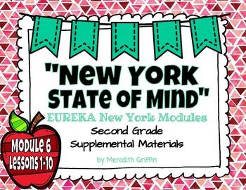 EUREKA MATH 2nd Grade Module 6 Lessons 1-10 Slideshows BUN