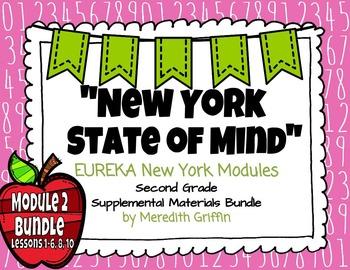 EUREKA MATH 2nd Grade Module 2 Lessons 1-6, 8, 10  Slidesh