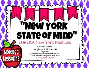 EUREKA MATH 2nd Grade Module 3 Lesson 13  Slideshow PowerP
