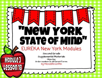 EUREKA MATH 2nd Grade Module 3 Lesson 18  PowerPoint Slide