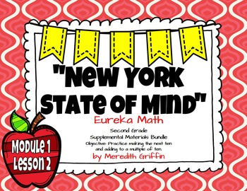 UPDATED! EUREKA MATH 2nd grade NY ENGAGE Module 1 Lesson 2