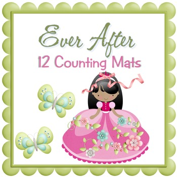 EVER AFTER 1-12 COUNTING MATS