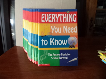 Everything You Need to Know (Set of 20)