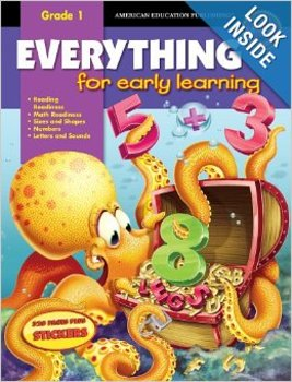 EVERYTHING for Early Learning-Grade 1