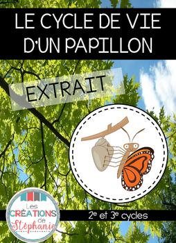 EXTRAIT | Le cycle de vie d'un papillon