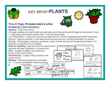EZ2READ PLANTS