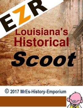 EZR LOUISIANA   Historical Scoot