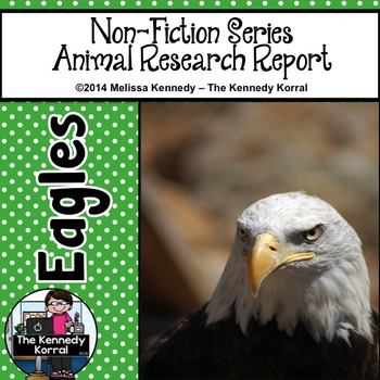Eagles {Nonfiction Animal Research Report}
