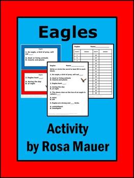 Eagles Nature's Children