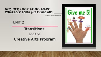 Early Childhood Education A Unit 2 Day 1 power point Trans