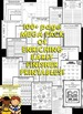 Early Finishers Activities for 3rd Grade, 4th Grade and 5t