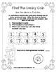 Early Finisher's Leprechaun Logic Packet
